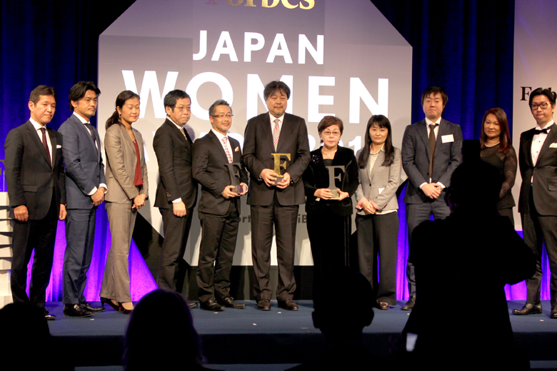 2年連続受賞!Forbes JAPAN WOMEN AWARD 2017にWizが入賞しました! | Wizm!(ワイズム)